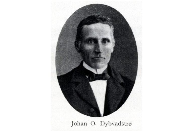 Johan Olsen Dybvadstrø, – en hverdagshelt